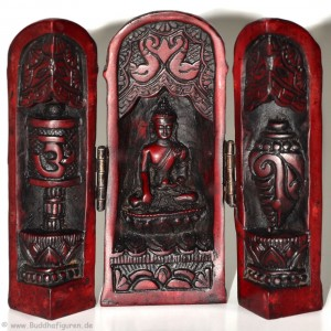 Buddha Box 12 cm small