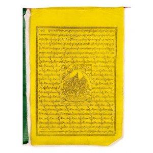 Prayerflags Manjushri (25 flags) 850 cm CO