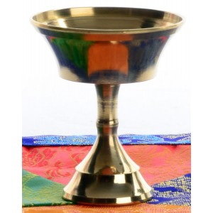 Dipa - Butter oil Lamp brass 7 cm