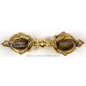 Dorje - Vajra brass 6 cm