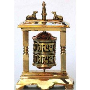 Table Prayer wheel 13,5 cm