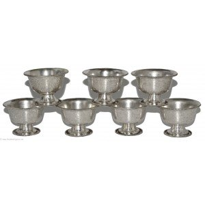 Offering Bowl silver plated 10.3 cm