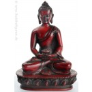 Amitabha Buddha Statue Resin 13,5 cm without carving