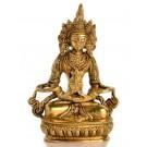 Amitayus - Aparimita 14 cm Buddha Statue  vorne