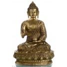 Amoghasiddhi 32,5 cm Buddha Statue