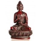 Amoghasiddhi Buddha Statue Resin 11,5 cm