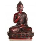 Amoghasiddhi Buddha Statue Resin 13,5 cm