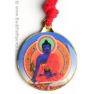 buddha anhänger medizinbuddha