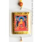 Guru Rinpoche -  Padmasambhava  Bild Aufhänger Anhänger
