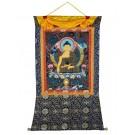 Thangka - Buddha Shakyamuni 93 x 135 cm