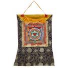 Thangka Yantra Matangi 66 x 83 cm