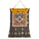 Thangka Yantra Tara II 66 x 83 cm