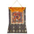 Thangka Yantra Tara IV 66 x 83 cm