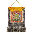 Thangka Yantra Shri-Chakram 66 x 83 cm