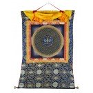 Thankga Mandala Buddha Eyes