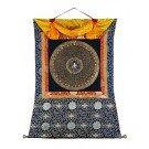 Thangka  - Mandala White Tara 95 x 112 cm
