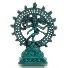 Nataraja Statue türkis 22 cm