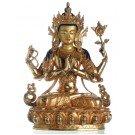 Avalokiteshvara - Chenrezi  34 cm Buddha Statue