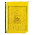 Prayerflags Manjushri (25 flags) 850 cm P