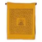 Prayerflags Shakyamuni (25 flags) 650 cm M