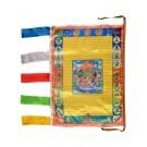 Prayer flag Green Tara