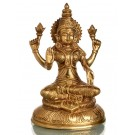 Lakshmi  statue.