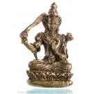 Manjushri - Brass 3,5 cm