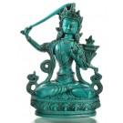manjushri statue