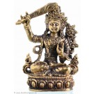Manjushri - Brass 4,3cm