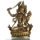Manjushri 14 cm Buddha Statue