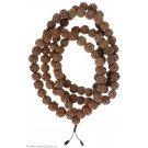 Mala Rudraksha beads-Mala 15 mm thick-1