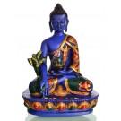 Medizin Buddha Figur
