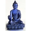 Medizin Buddha blau