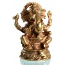 Ganesh 2 sitting 3 cm Mini Statue