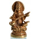Buddha mini Saraswati bright