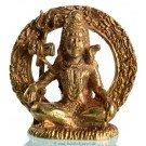 Statue mini Shiva sitting bright