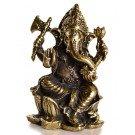 Ganesh sitting 4,8 cm Statue