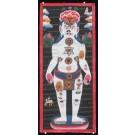Tibetan Medicine Yoga Thangka no. 1 -  32 x 74 cm