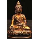 Ratnasambhava 8 cm brass
