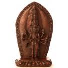 Avalokiteshvara - Chenrezi 12,5 cm Buddha Statue  Resin