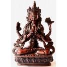 Avalokiteshvara - Chenrezi 20 cm Buddha Statue Resin