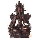 Green Tara Statue 15 cm Resin