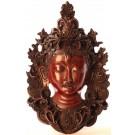 Tara Mask 29 cm Resin