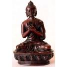 Vairocana Buddha Statue 11,5 cm Resin