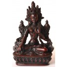 White Tara 15,5 cm Statue Resin
