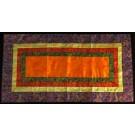 Altar Puja Table Cloth - 79 cm x 42 cm