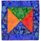 Altar Puja Table Cloth - 19 cm x 19 cm