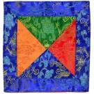 Altar Puja Table Cloth - 19 cm x 19 cm