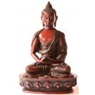 Amitabha 19 cm Buddha Statue Resin