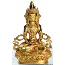 Aparimita / Amitayus 22 cm fully gilt